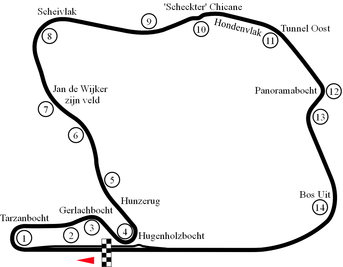 1979 Dutch Grand Prix The Formula 1 Wiki Fandom