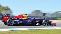 Vettel 2013 Jerez day 4