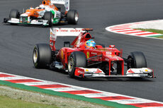 Alonso 2012 Japan quali