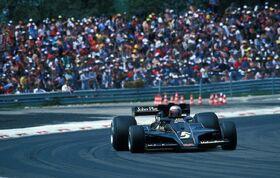 Andretti French Grand Prix 1977