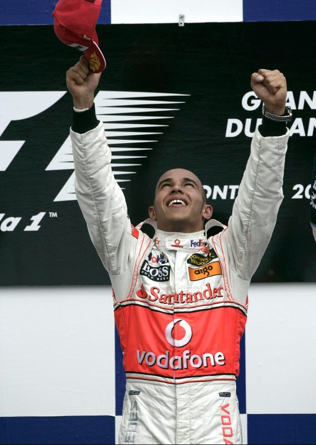 Lewis Hamilton | The Formula 1 Wiki | FANDOM powered by Wikia