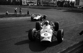 Mexican Grand Prix I 1966