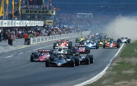 Start 1978 German Grand Prix