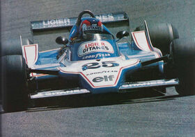 Depailler 1979 Spanish Grand Prix