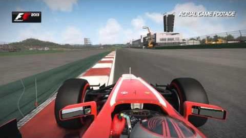 F1 2013 Korea Hotlap UK