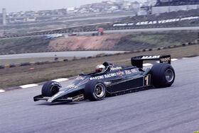 Andretti Brazilian Grand Prix 1979
