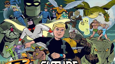 DC Unveils Reimagined 'Scooby-Doo', 'Flintstones', 'Future Quest', and More