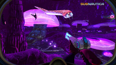 Travel to Alien Oceans and Get Eaten By Alien Sharks in 'Subnautica'