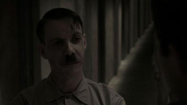 Hitler Preacher