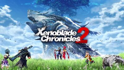 'Xenoblade Chronicles 2' Is A Great RPG.. Once You Get Past Its Dull Opening