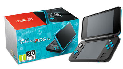 Why did Nintendo just announce the 2DS XL?