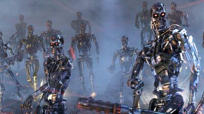 Most Murderous Robots of Film and TV