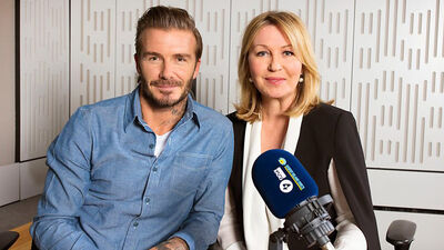 David Beckham Reveals His Desert Island Discs