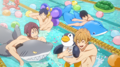 'Free! -Take Your Marks-' Review: A Decent Love Letter to Fans