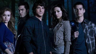 'Teen Wolf' Actors get into Politics