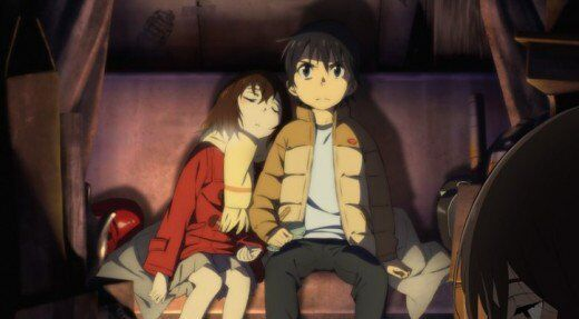 Anime Similar B: The Beginning Erased