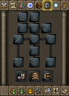 New equipment slots runescape minecraft slots inventory