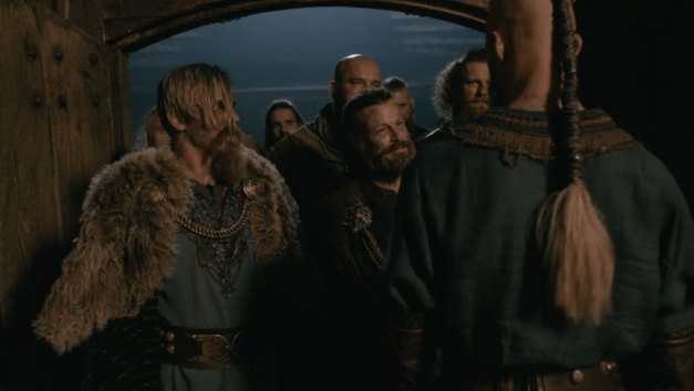 vikings episode The Vision