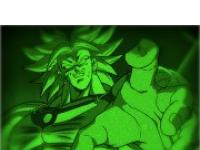 Broly-The Legendary Super Saiyan