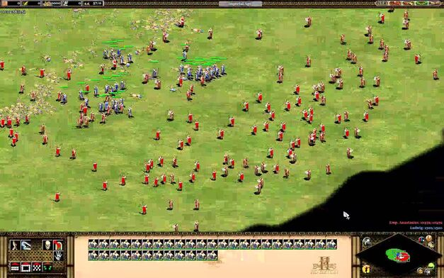 Their praying fx was one of the most dreaded sounds in AOEII.