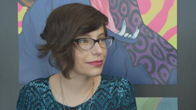 NYCC: 'Faith' Writer Jody Houser Talks DC's 'Mother Panic'