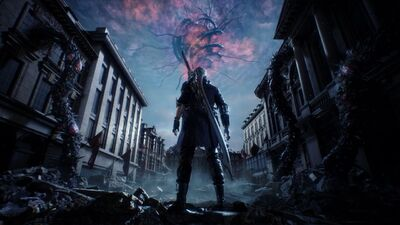 'Devil May Cry 5' Combines Early-'00s Cool With Superbly Slick Swordplay