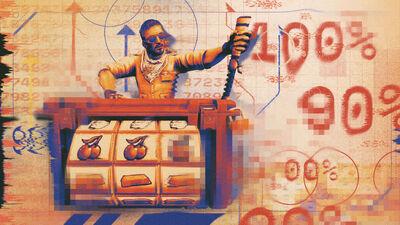 Revealing the Return Rate on CS:GO's Risky Roulette