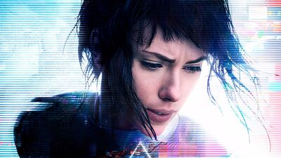 'Ghost in the Shell' Motion Posters Show an Eclectic Cast of Characters