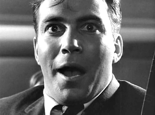 William Shatner in the Twilight Zone