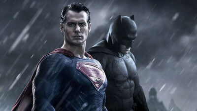 The Birth of 'Batman v. Superman'