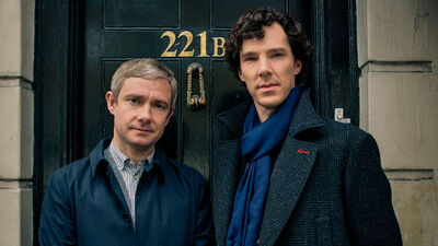 Check out Sherlock's Return in New Trailer