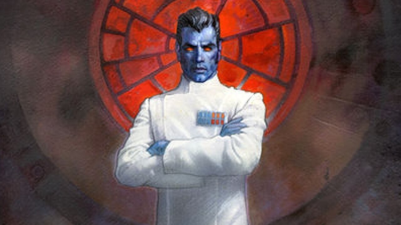 Who Is Grand Admiral Thrawn?