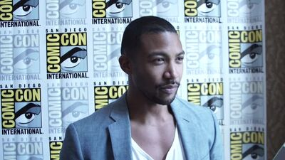 'The Originals': Charles Michael Davis Interview