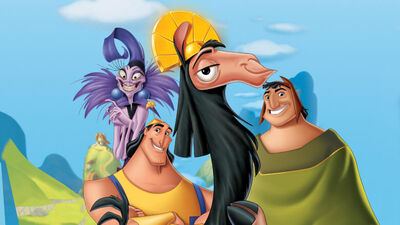 'Kingdom of the Sun': The Epic Disney Film That Became 'The Emperor's New Groove'