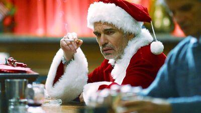 NSFW 'Bad Santa 2' Trailer is a Vulgar Gift