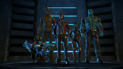 'Marvel's Guardians of the Galaxy: The Telltale Series' - The First Official Trailer