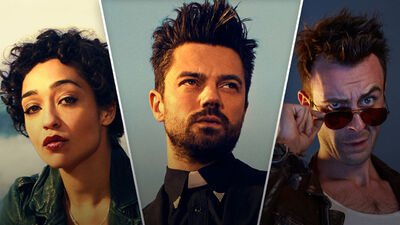 Watch the First Four Minutes of 'Preacher'