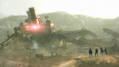 'Metal Gear Survive' Shines in Co-Op, but Ultimately Fails as a Metal Gear Game