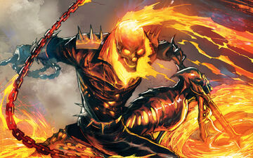 Midlife Crisis: Ghost Rider's Most Epic Wipe Outs