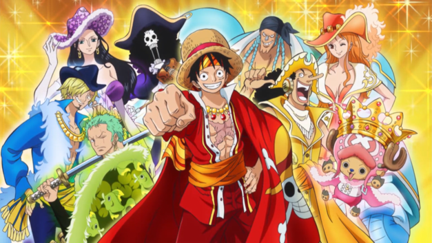 anime like Star Wars One Piece