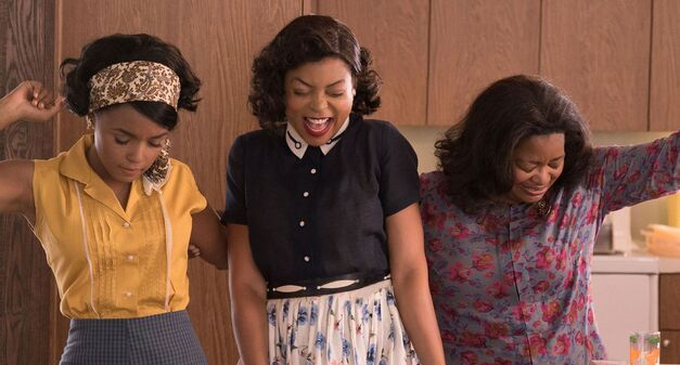 hidden figures box office
