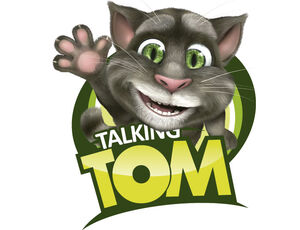 Talking TOM LOGO