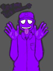 Fnaf purple guy by siempreconmiigoo-d8aezkh