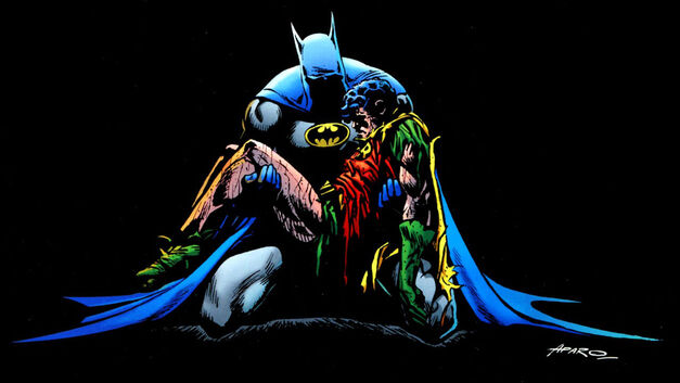 Dead Robin Jason Todd Batman A Death in the Family