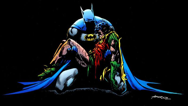 The Many Deaths of Robin   FANDOM