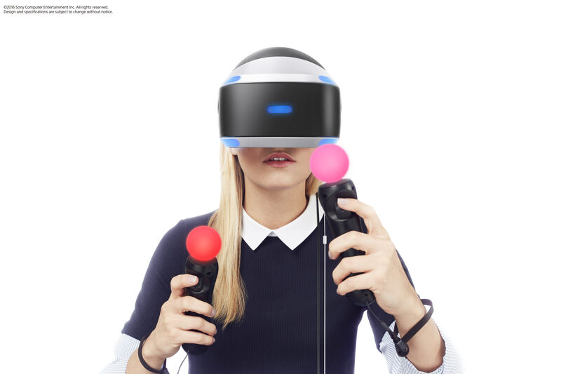 PlayStation VR Launch Guide