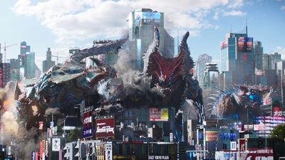 'Pacific Rim Uprising': Meet the New Kaiju, Including the Mysterious Mega-Kaiju