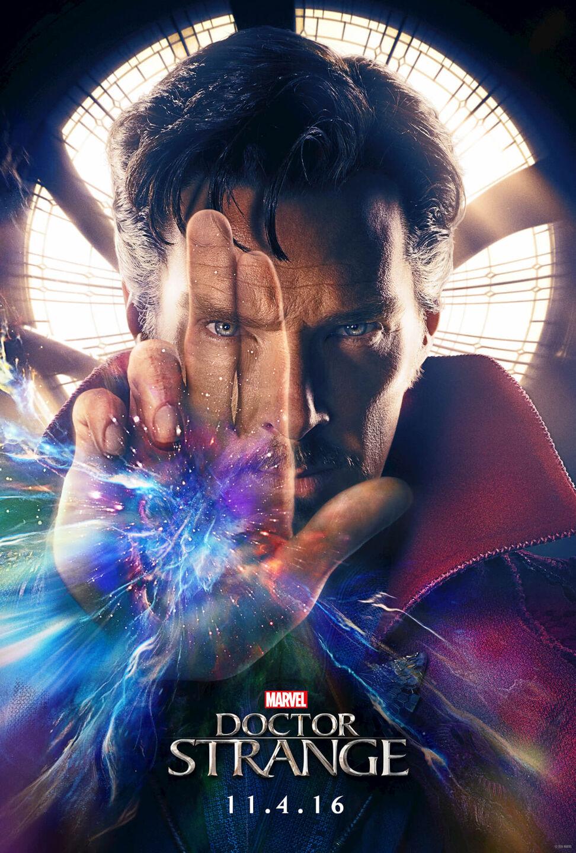 Marvel's Doctor Strange Poster