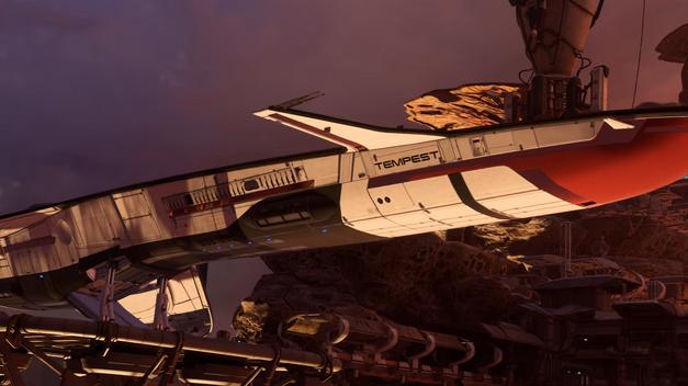 Mass Effect: Andromda Tempest