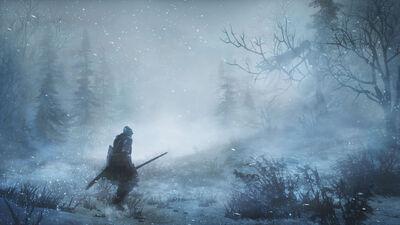 'Dark Souls III: Ashes of Ariandel' - The DLC Gameplay Trailer